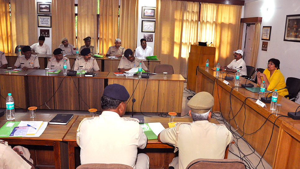 Three Days Training Program on Social Defence Issues for Police Functionaries at Madhuban
