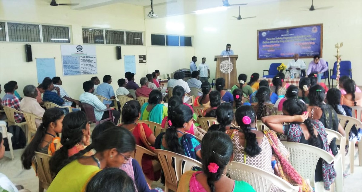Training programme for teachers & counsellors in Madurai from Dec 11 to 13
